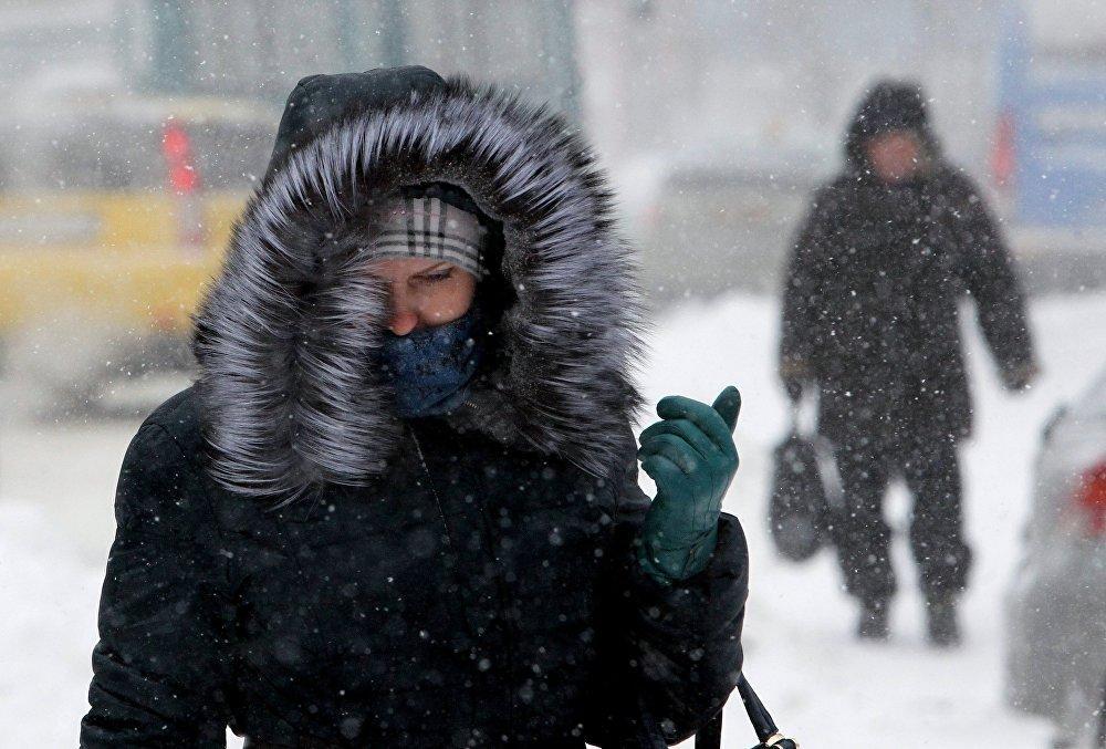 Навыходных ожидаются снегопады идожди— МЧС Ростовской области