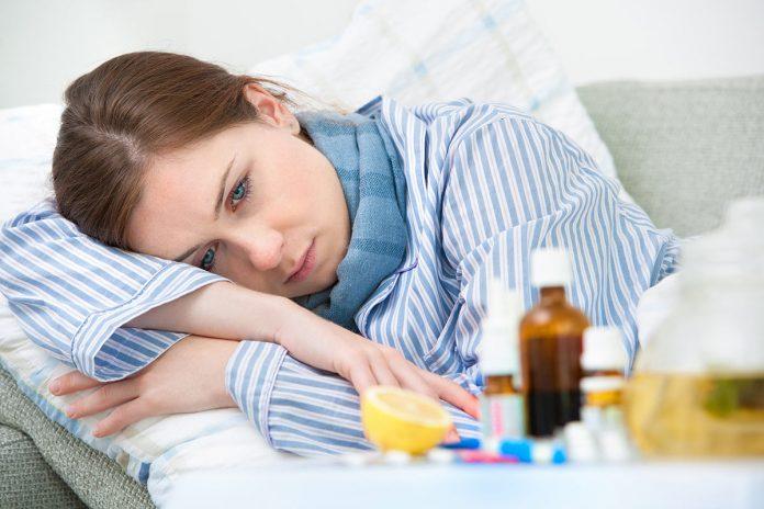 болезнь, грипп