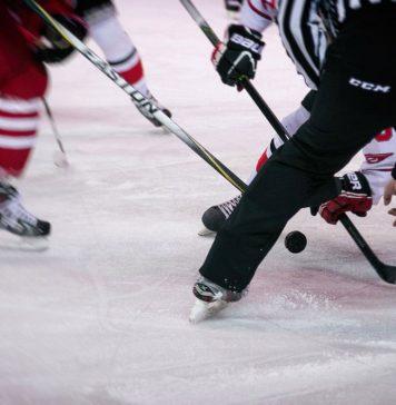 Хоккейный матч //Фото: Денис Демков