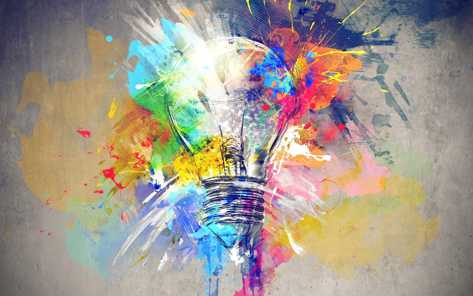 Картинка творческая жизнь