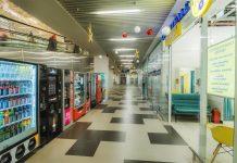 Сервисная галерея в ТЦ МЕГА //Фото предоставлено пресс-службой ТЦ МЕГА