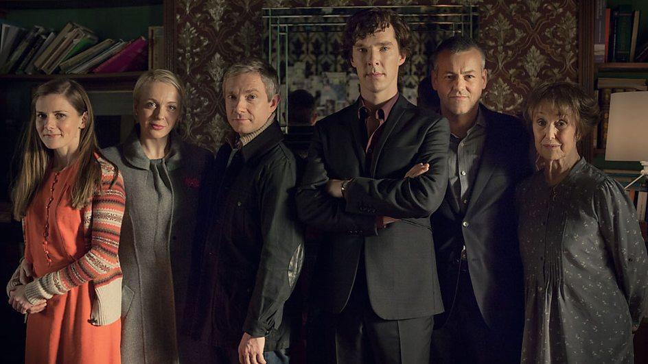 Вутечке «Шерлока» обвинили сотрудника Первого канала