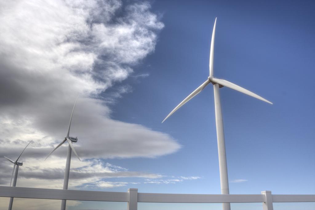 ВРостовской области построят первую ветроэлектростанцию