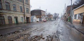 Реконструкция улицы Станиславского //Фото: Роман Неведров