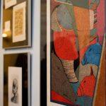 Экспозиция выставки графики «Шедевры мастеров Парижской школы» //Фото предоставлено организаторами выставки