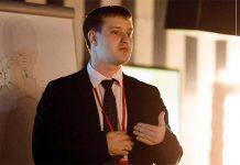 Дмитрий Кобец, представитель UMOTEK //Фото: UMOTEK