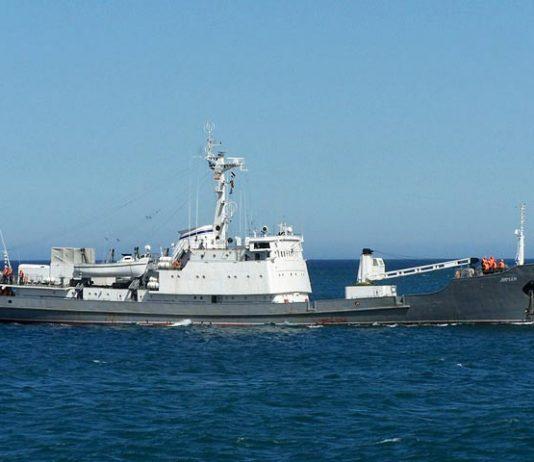 Исследовательское судно Черноморского флота России «Лиман»