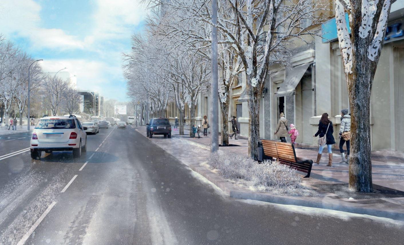 Ростов: наБольшой Садовой появятся платные парковки