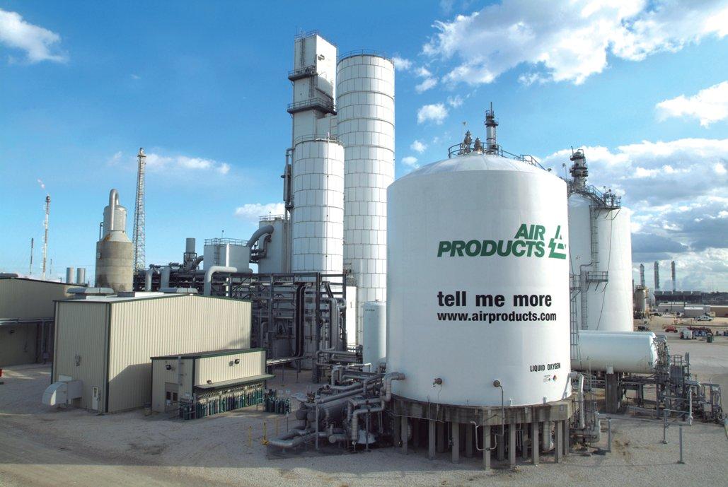 ВРостовской области открылся завод попроизводству индустриальных газов