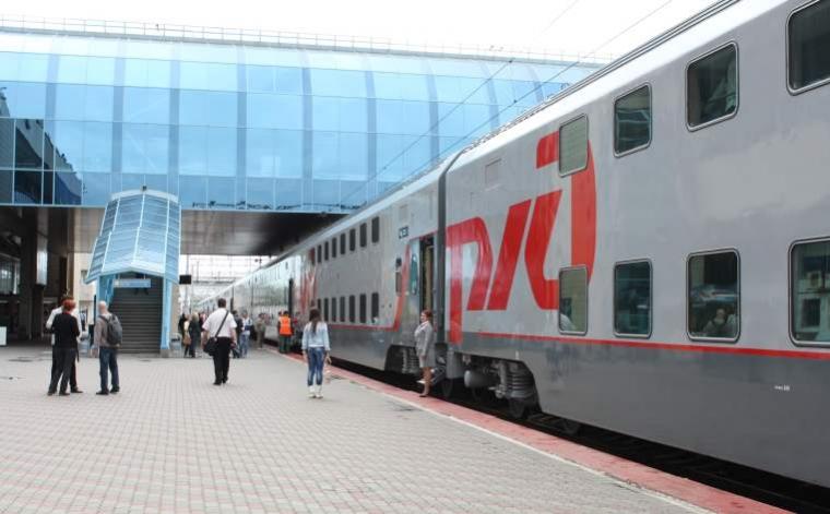 Поездки наЧерное море напоезде для граждан Ростова станут роскошью