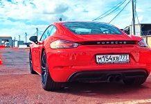 "Porsche Carrera S // Фото: ""Городской репортер"""