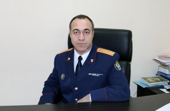 Назначен глава следственного управления СКР поРостовской области