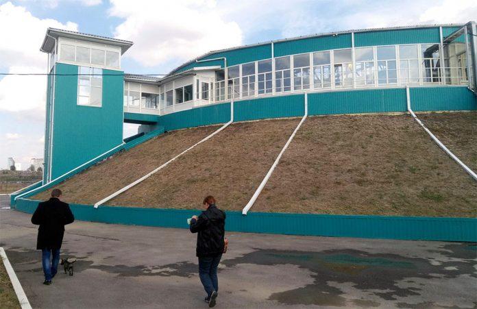 Очистные сооружения в ЖК Суворовский //Фото: