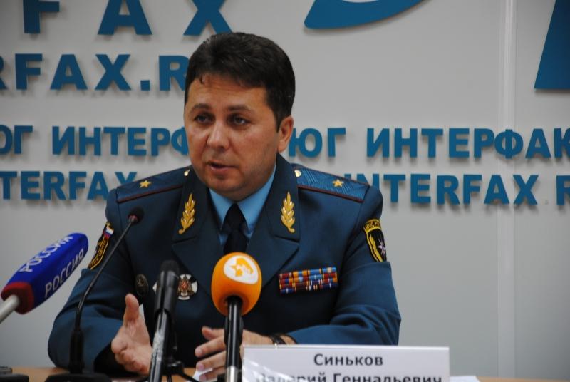Валерий Синьков издонского МЧС все-таки уходит наповышение в столицу России