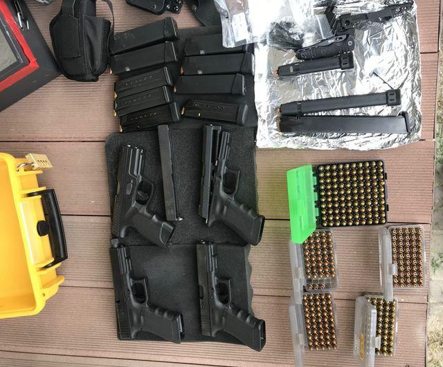 Ростовчанин попался наконтрабанде оружия вСША