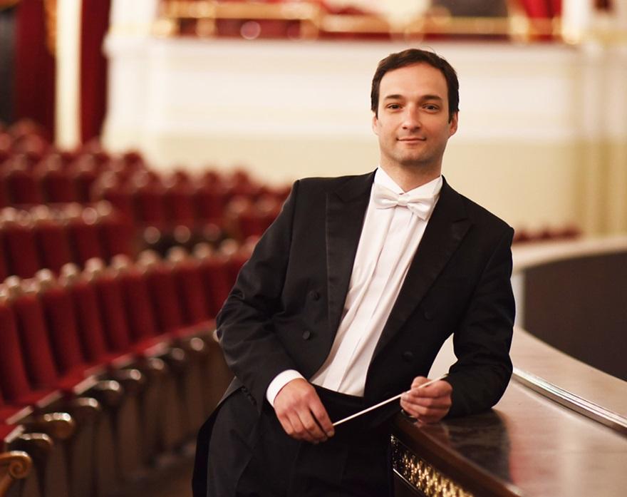 Белорус стал главным дирижером Ростовского музыкального театра