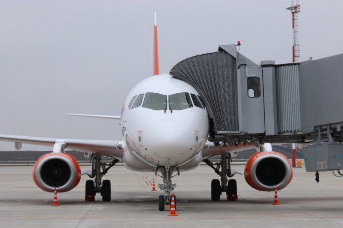 Лайнер Sukhoy Superjet 100 авиакомпании