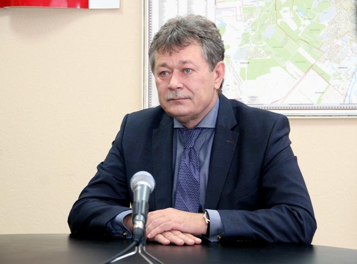 Мэр Новочеркасска Владимир Киргинцев оставляет собственный пост