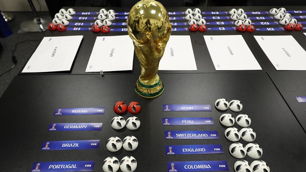 Президент ФИФА объявил, что будет следить зажеребьёвкой как болельщик