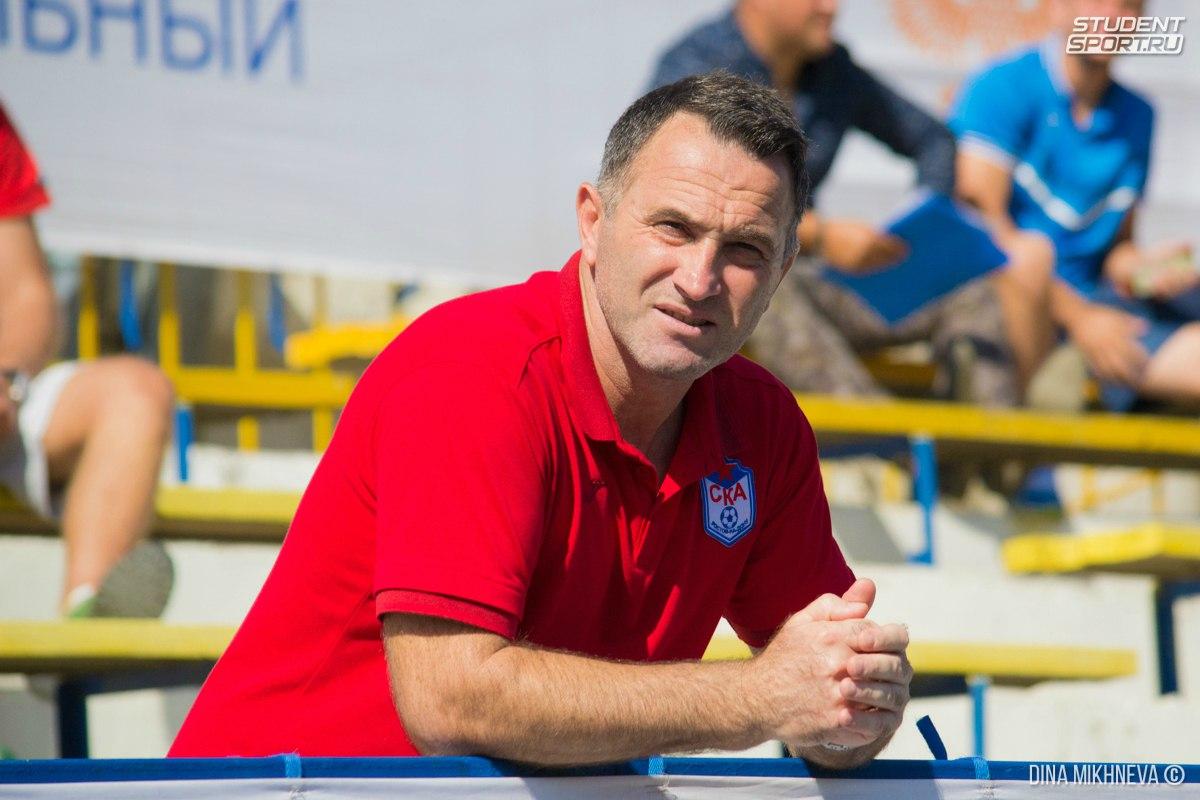 Вростовском футбольном клубе СКА назначен новый тренер