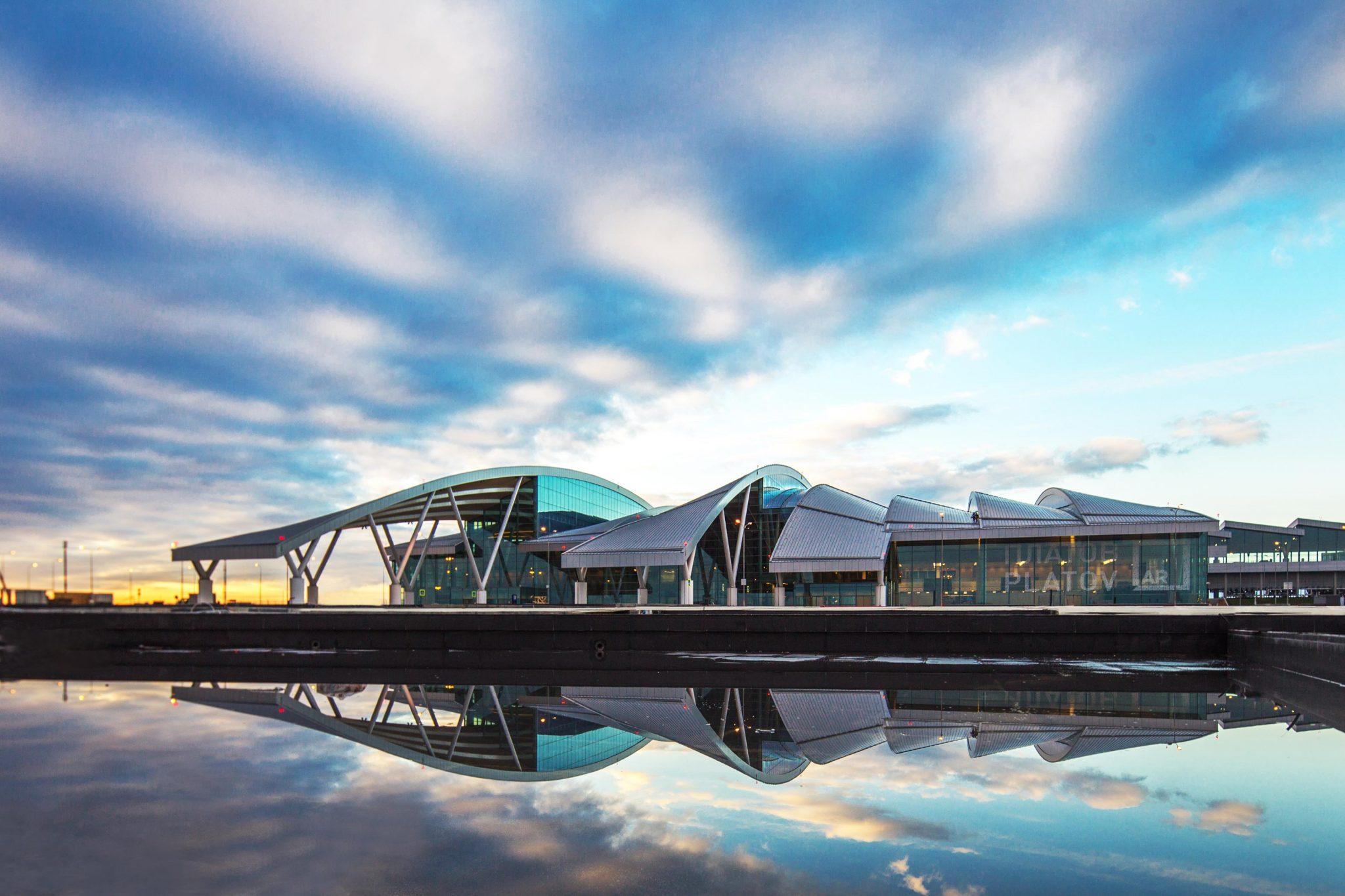 Аэропорт «Платов» вышел вфинал английской архитектурной премии