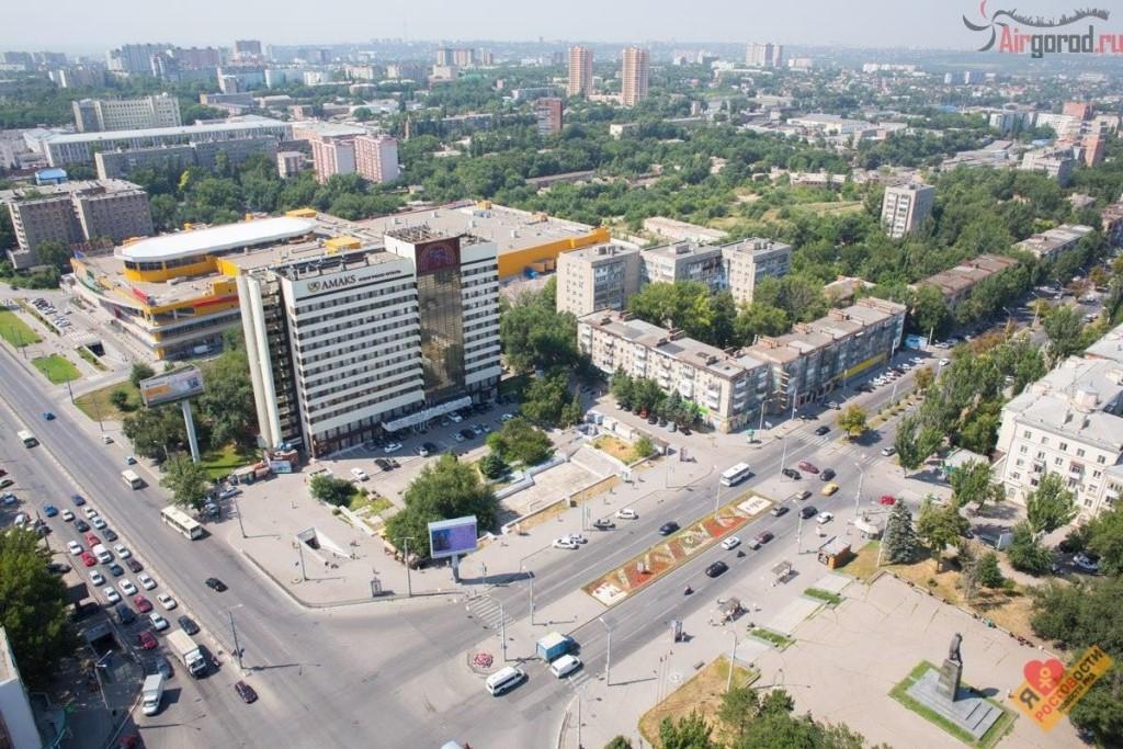 Суд позволил строить 22-этажный дом наплощади Ленина вРостове