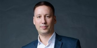 Константин Мотлях, директор макрорегиона «Юг» Tele2 //Фото предоставлено пресс-службой компании