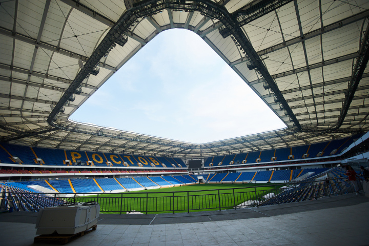 В реализацию поступили билеты наматч первого тура чемпионата РФ «Ростов»— «Ахмат»