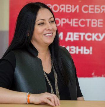 Юлия Делакьян //Фото предоставлено пресс-службой компании МТС