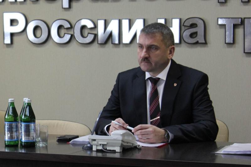 НаДону должность начальника милиции возглавит Александр Сокрутенко