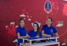 Волонтеры ростовского центра волонтеров FIFA //Фото: с сайта городского волонтерского центра FIFA в Ростове-на-Дону