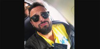 Томер Савойя в самолете с билетом Санкт-Петербург - Ростов-на-Дону //Фото из Instagram Томера Савойя