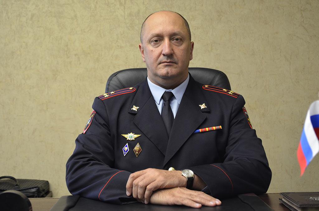 Олег Богун, начальник ГИБДД по Ростовской области //Фото: