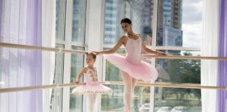 Детская школа балета Lil Ballerine //Фото с сайта школы Lil Ballerine