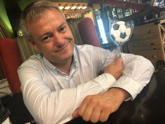 Дмитрий Резниченко //Фото из профиля Дмитрия Резниченко в соцсети Facebook