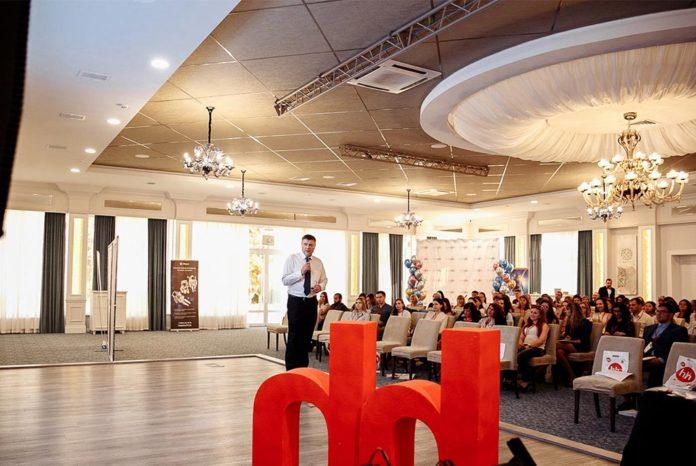 Конференция «Драйверы HR» компании HeadHunter //Фото: HeadHunter