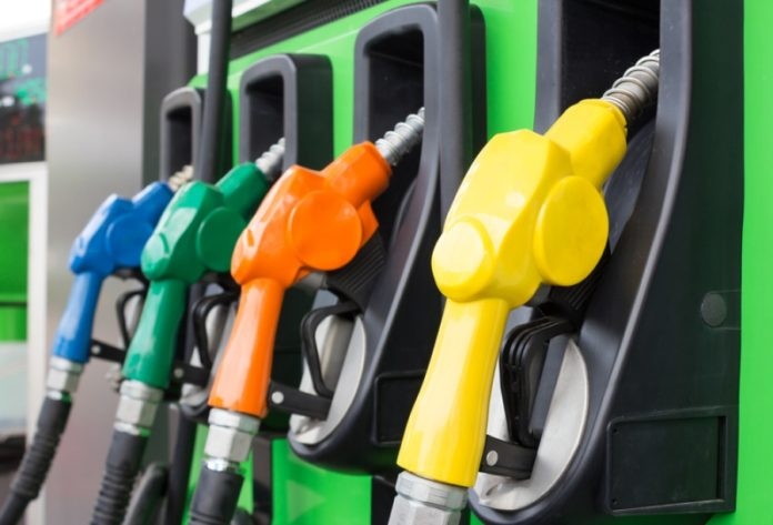 заправка цена на топливо ростов