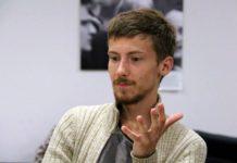 Александр Щеряков, основатель Международного фестиваля уличного кино //Фото предоставлено героем