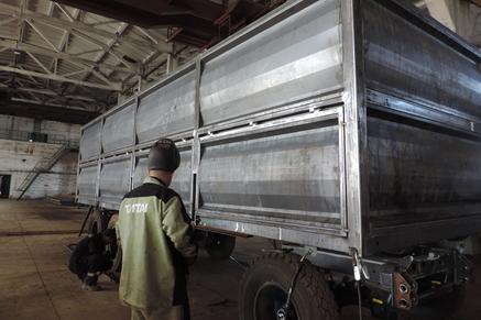 Инвестплощадка завода «Титан»//Фото: сайт правительства Ростовской области