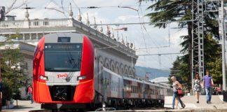 поезд//Фото: ГТРК «Кубань»