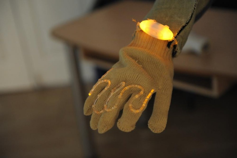 Латы-перчатки//Фото: сайт ДГТУ