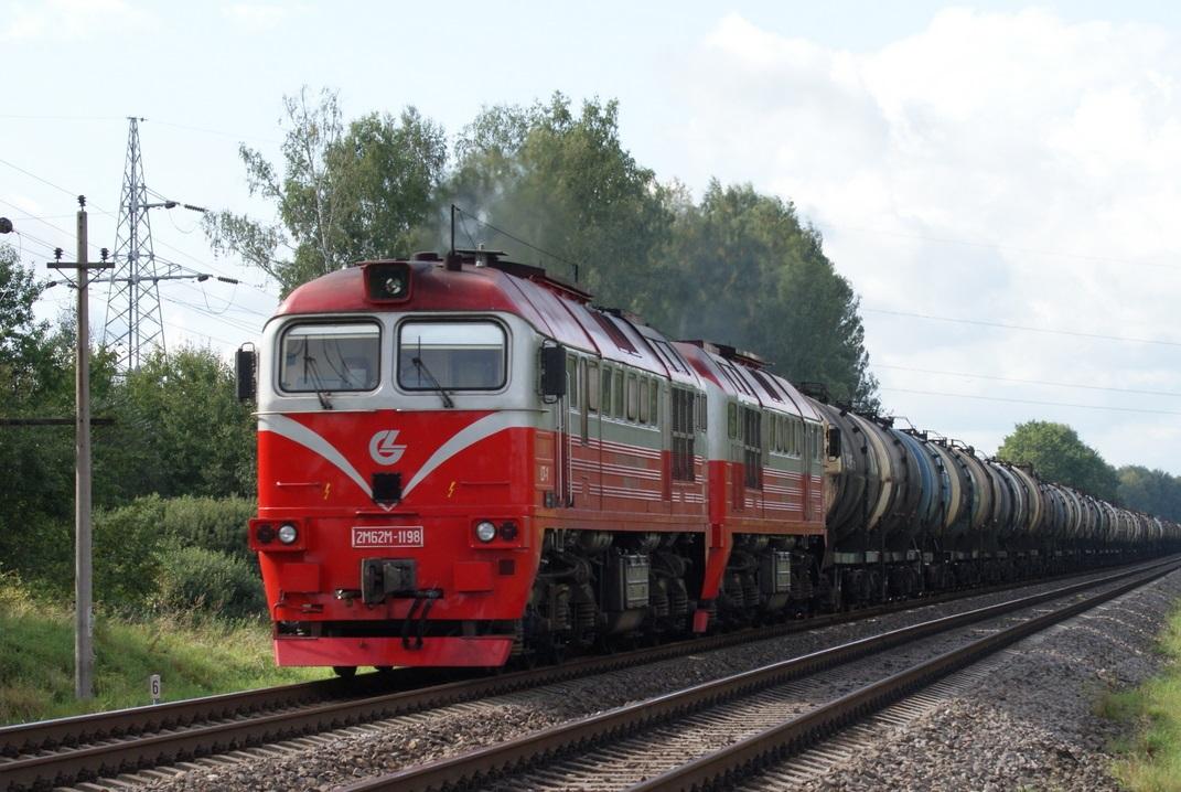 Поезд//Фото: сайт