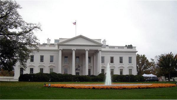 Белый дом, США//Фото: РИА Новости