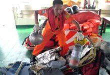 Спасательная операция упавшего в воду боинга в Индонезии//Фото: сайт Медуза