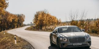 Bentley Continental GT //Фото: пресс-служба «Ключ Авто»