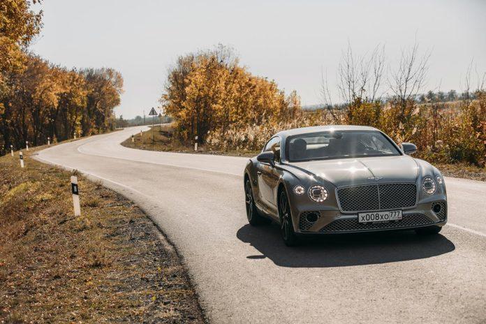 Bentley Continental GT //Фото: пресс-служба «Ключ Авто»