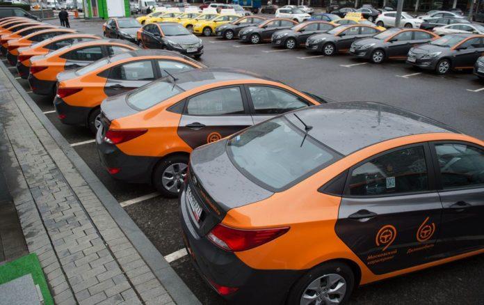 «Делимобиль» заставит Ростов арендными авто //Фото с сайта therunet.com