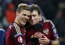"""Павел Мамаев и Александр Кокорин//Фото: сайт """"Ридус"""""""