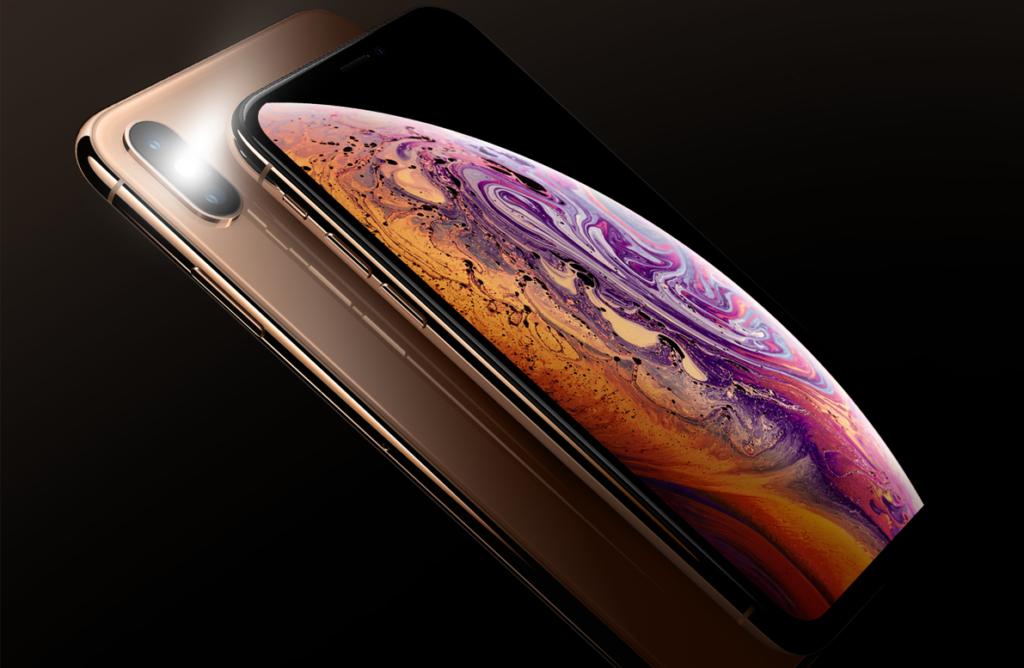 iPhone XS Max Gold - самый популярный смартфон от Apple в Ростовской области //Фото с сайта atechcare.com