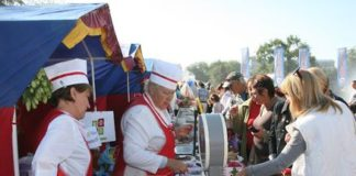 Ярмарка выходного дня//Фото: сайт правительства Ростовской области